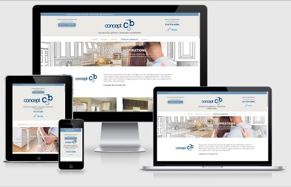 Concept C3b – Entrepreneur en rénovation