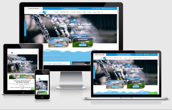 Groupe Ilqueau – Système de traitement d'eau